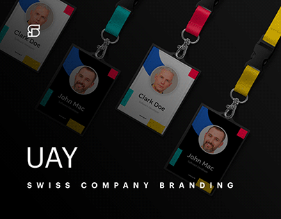UAY - branding for software development company