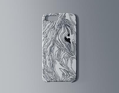 iPhone case, original design