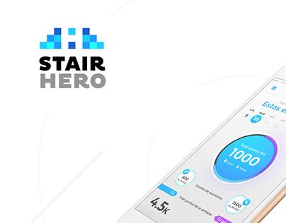 Stair Hero app