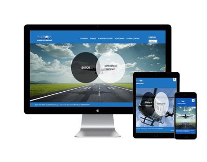 Website - SATOR Aerospace Company