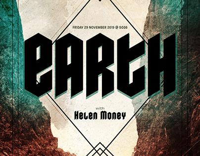 Earth & Helen Money live in Berlin