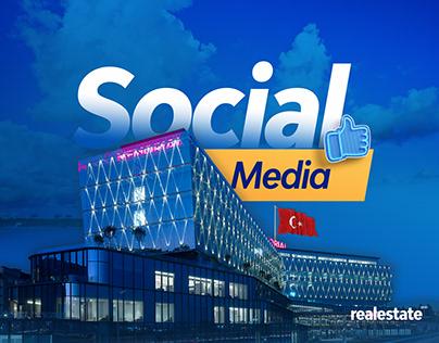 REAL ESTATE - Social Media