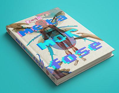 Capa de Livro | Metamorfose - Franz Kafka