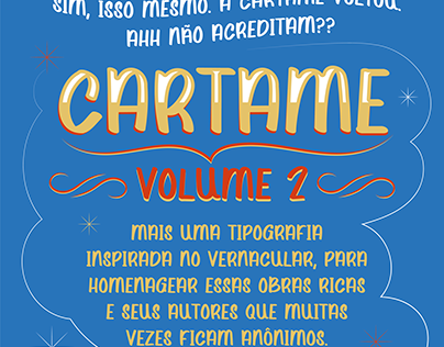 CARTAME VOLUME 2
