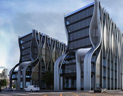 Administrative Buildings Concepts