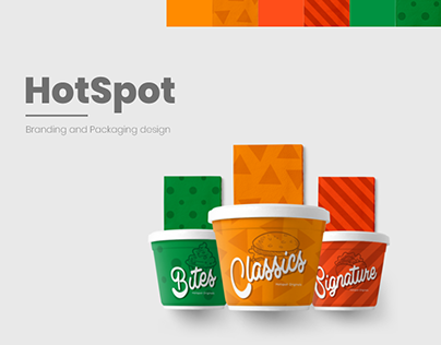 HotSpot | Branding and Packaging