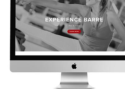 Body By Barre Fitness Branding