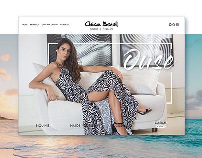Site Chica Brasil