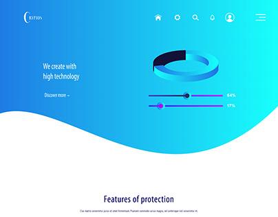 Cryptos Web Design