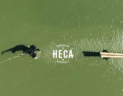 """HECA Wakeskates """"Tour 2016 Episode 1 - Wake&Skate Park"""