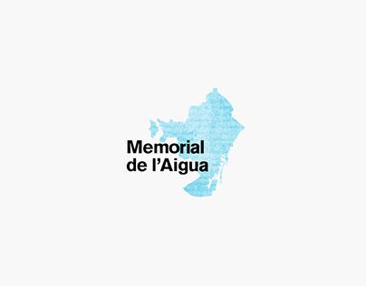 Memorial de l'Aigua