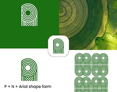 Logo design for Peni Farm