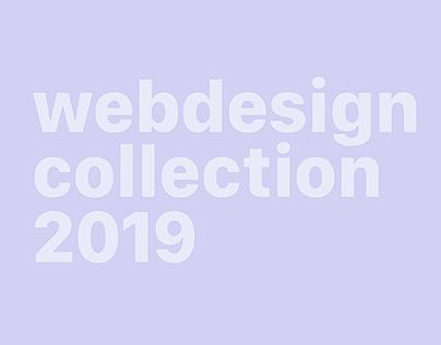 Webdesign Collection 2019