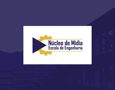 Núcleo de Mídias - Id. Visual
