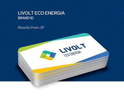 Identidade Visual • Livolt Eco Energia