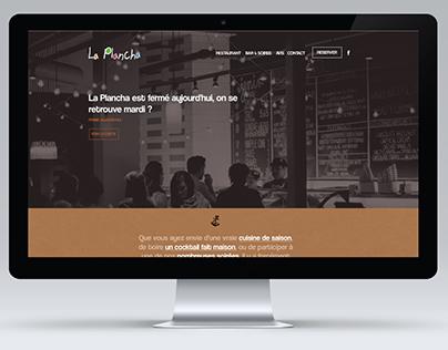 La Plancha - Complet project
