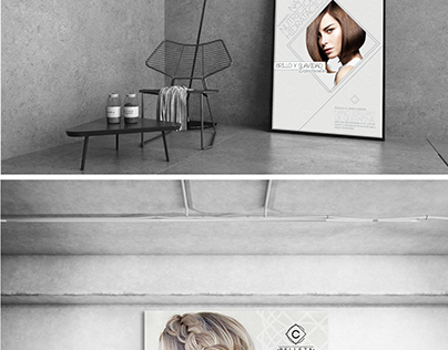 Diseño identidad/C-Belleza