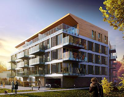 Housing CGI's / WARSAW