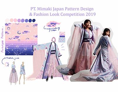 Mimaki Pattern Design Competition