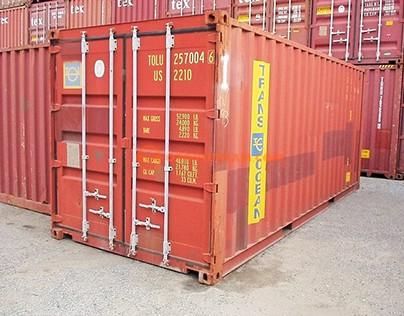 mua bán container cu