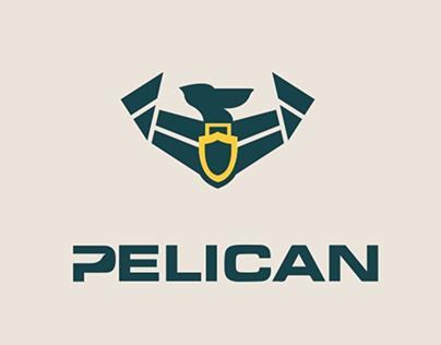 Pelican Logomotion