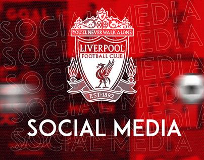 Liverpool | Social Media identity