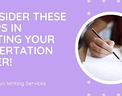 Consider These 5 Tips in Writing Your Dissertation