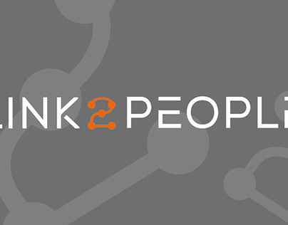 Link 2 people Corporate identity