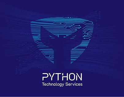 Python Technologies Branding