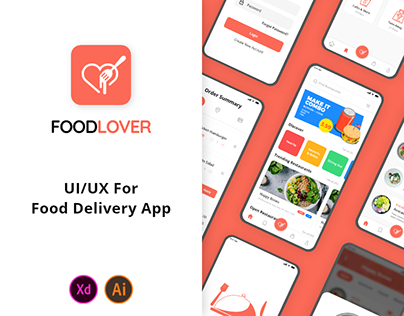 Food delivery - Mobile APP