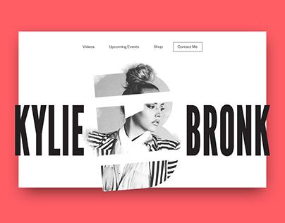 Kylie Bronk Branding + Web