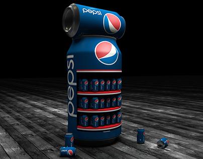 Pepsi - Stand