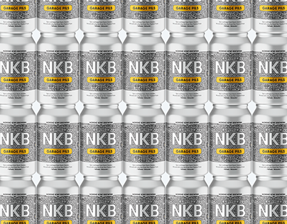 NKB / Injustice Customs — Garage Pils