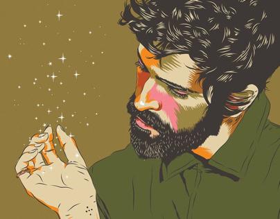 Devendra Banhart / Poster (Argentina)