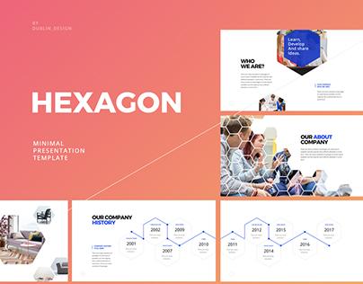 Hexagon Presentation