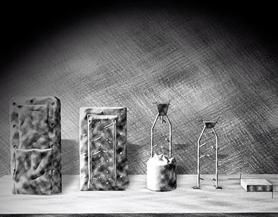 La Cire perdue/ Musée DALI