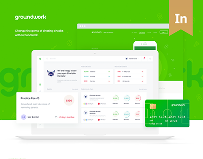 Groundwork - Better team payments