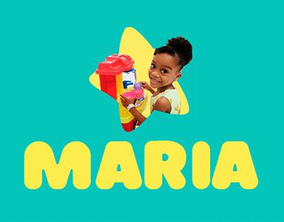 Doador Mensal - Junho - Maria