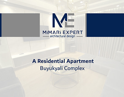 A Residential Apartment – Buyukyali Complex