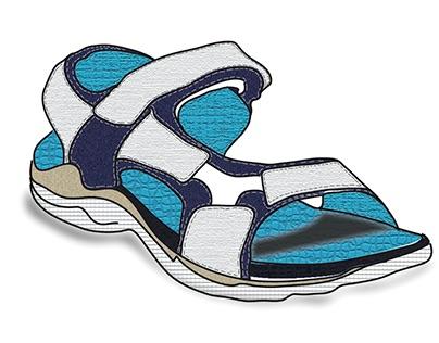 Men's Footware Design