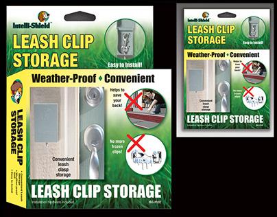 Digital 'mock-up' of packaging for Intelli-Shield