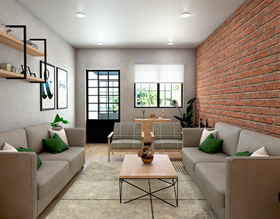 NF Arq & Diseño Interior Proy.CasaRimac