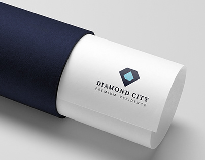 Diamond City Brand Identity