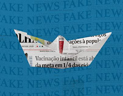 Folha de S.Paulo Conceito de campanha