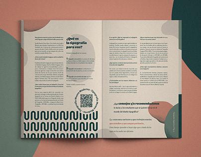 Revista: Diseño editorial