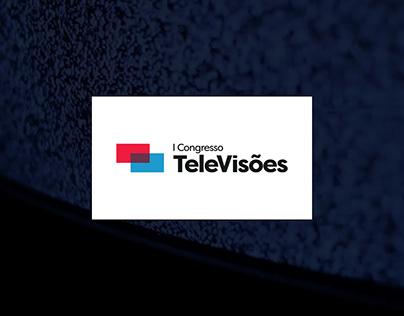 I Congresso TeleVisões   Identidade Visual