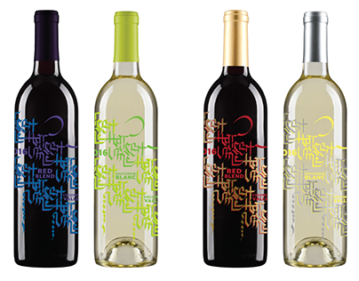 Packaging: Harvest Vine Wine