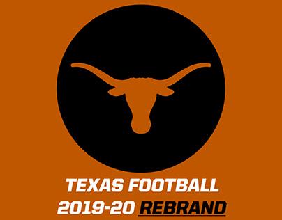 Texas Longhorns 2019-20 Rebrand