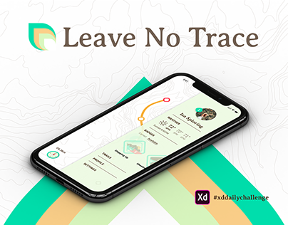 Leave No Trace - XD Daily Challenge Day 4 - August 2019