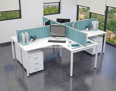 Module desk L-4N